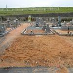 お墓の解体撤去工事完了
