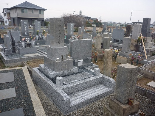 お墓リフォームの詳細