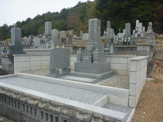 関市龍泰寺で天山石のお墓建立