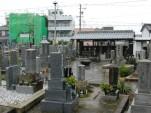 観台寺墓地