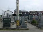 岐阜東鏡島墓地