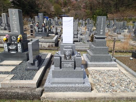 純国産墓石 大島石のお墓