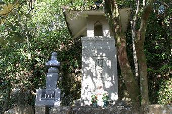 題目塚のお墓