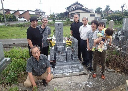 堀田さま建碑式
