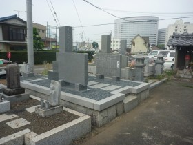 吉祥石の墓誌