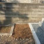 岐阜市教寿寺墓地でお墓の処分撤去工事をしました