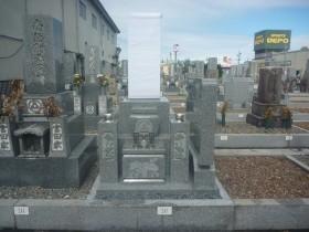 純国産 大島石のお墓