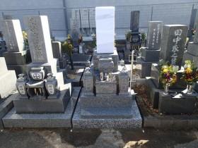 純国産墓石 天山石のお墓