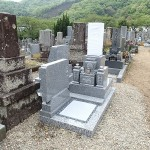 純国産墓石大島石のお墓