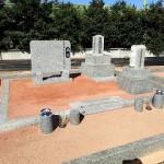 徳風会のお墓リフォームと墓誌完成