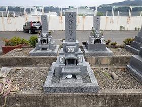 揖斐のお墓
