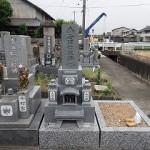 立政寺に移転したお墓