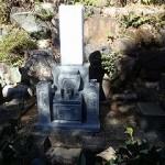 九寸のお墓建立