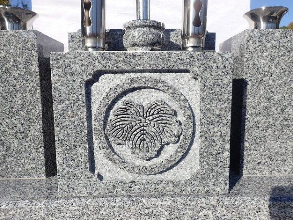 家紋の彫り