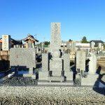 日本の職人が丹精こめて作った 純国産墓石庵治石のお墓建立