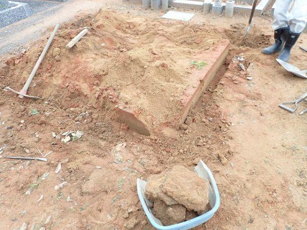 コンクリートと土は分別回収