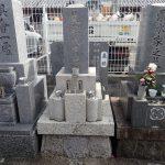 お墓リフォームと墓誌工事の完了