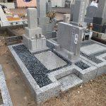 お墓リフォームと岡崎産の墓誌建立