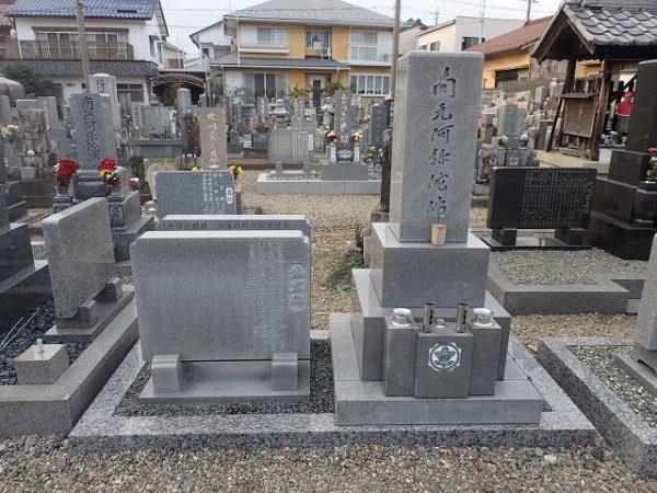 墓誌の建立