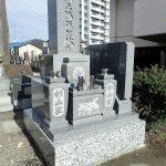 純国産吉祥石のお墓建立