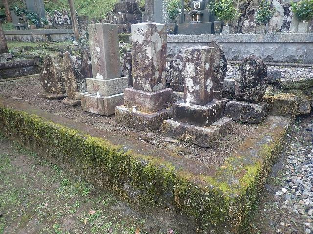 富之保のお墓