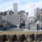 純国産庵治石のお墓建立