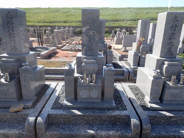 純国産大島石のお墓