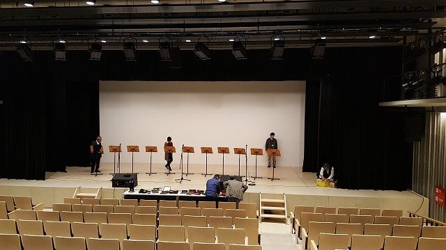 クロマチックハーモニカ 2018春待コンサート準備中