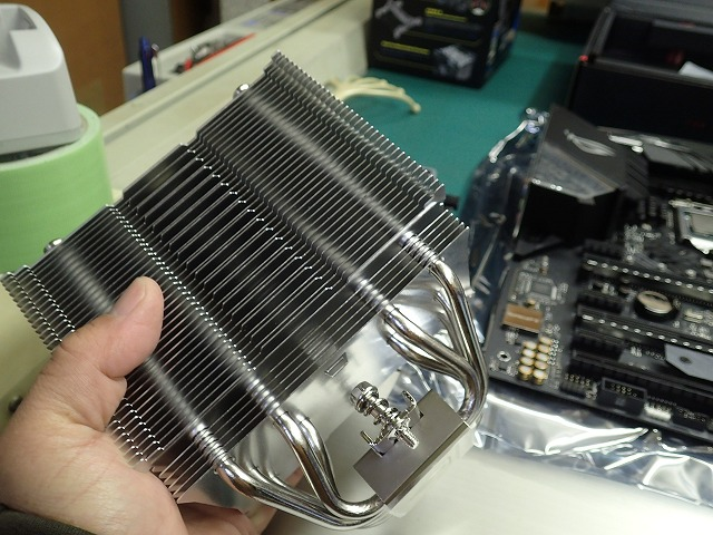 CPUクーラー 無限5
